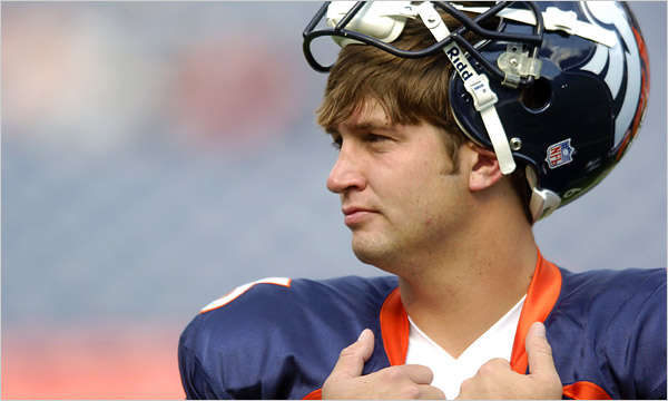 Jay Cutler: Generation Y in the Huddle