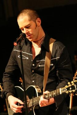 JR Richards of Dishwalla