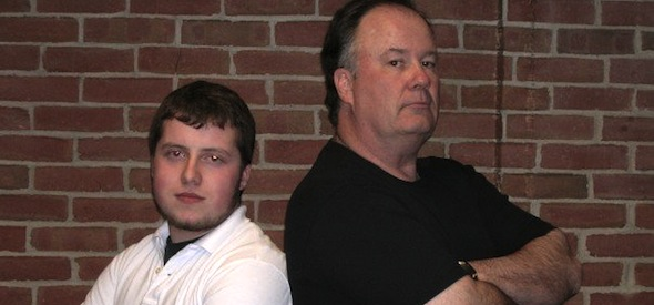 Matt Cheuvront & Mr. Belding