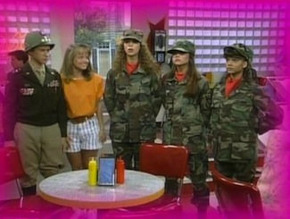 Saved by the Bell Army