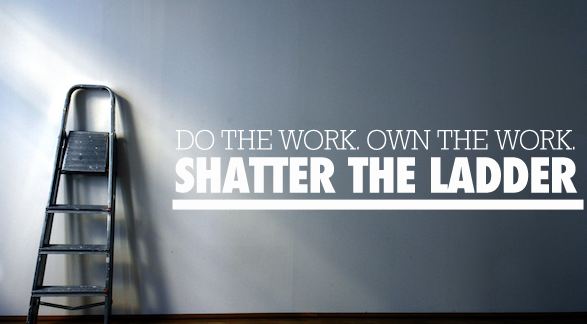 Shatter the Ladder