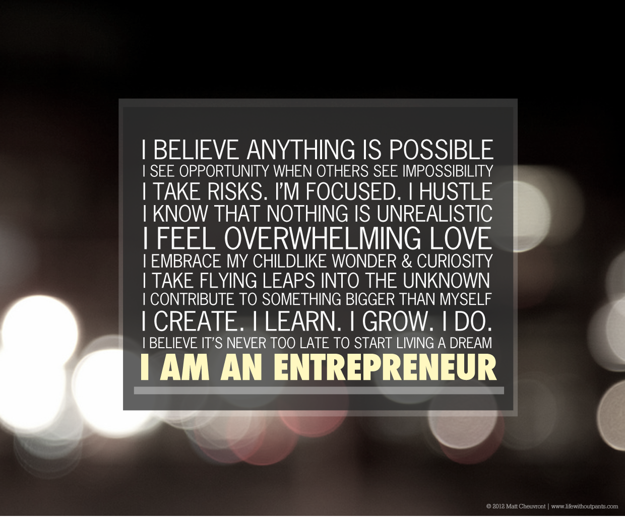 i am an entrepreneur quotes - photo #4